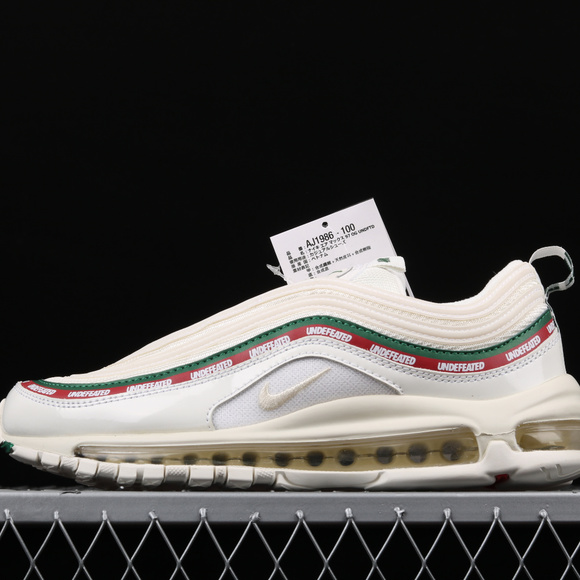 nike air max 97 undefeated Weiß original